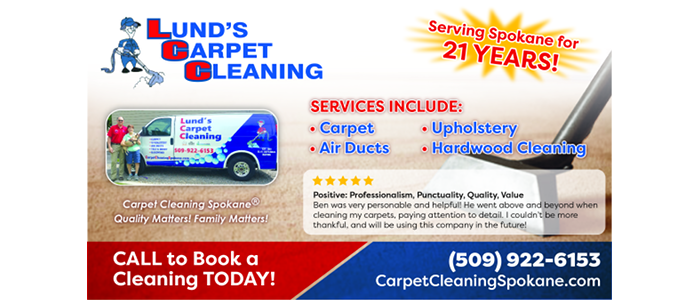 Lunds Carpet Cleaning